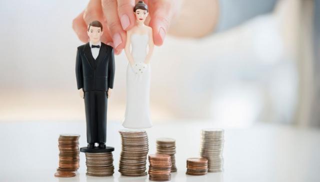 結婚式と費用